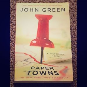 Other - Paper Town by John Green (Paperback) LIKE NEW